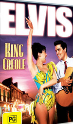 King Creole (Elvis - 30th Anniversary) on DVD
