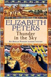 Thunder in the Sky (Amelia Peabody Mystery #12) by Elizabeth Peters image