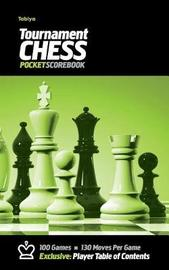 Tabiya Tournament Chess Pocket Scorebook by Precision Chess image