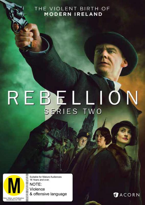 Rebellion - Series Two on DVD