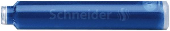 Schneider: Ink Cartridge - Blue (6 Pack)