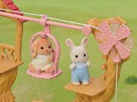 Sylvanian Families - Baby Ropeway Park Playset
