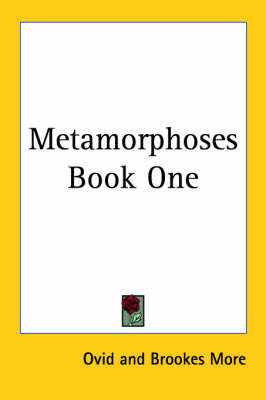 Metamorphoses Book One by Ovid image