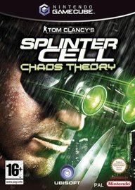 Tom Clancy's Splinter Cell: Chaos Theory for GameCube image