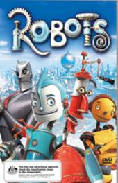 Robots on DVD
