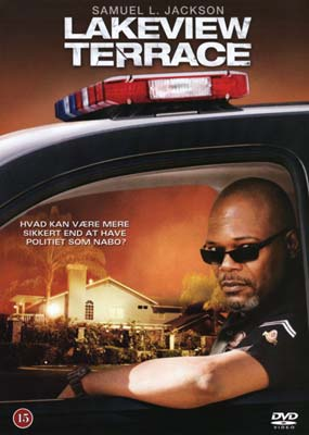 Lakeview Terrace on DVD image