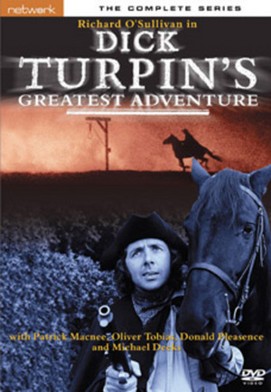 Dick Turpin - The Complete 3rd Series on DVD image