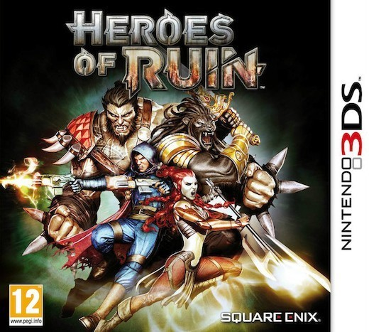 Heroes of Ruin for Nintendo 3DS