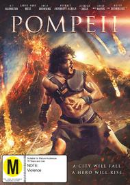 Pompeii on DVD