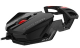 Mad Catz RAT 1 Gaming Mouse (Black) for PC Games