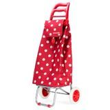 Shop & Go: Mode Shopping Trolley - Cherry Dots