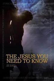 The Jesus You Need to Know by Joe Durso image