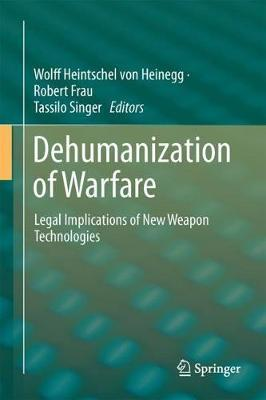 Dehumanization of Warfare image
