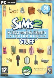 The Sims 2: Kitchen & Bath Interior Design Stuff for PC Games image