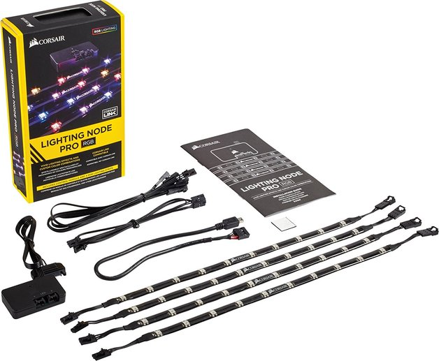 Corsair Lighting Node PRO LED Lighting Customization Kit