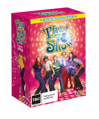 That 70's Show Complete Series Collector's Set on DVD