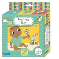 Playtime Baby Cloth Book by Campbell Books