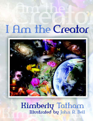 I Am the Creator by Kimberly Tatham image