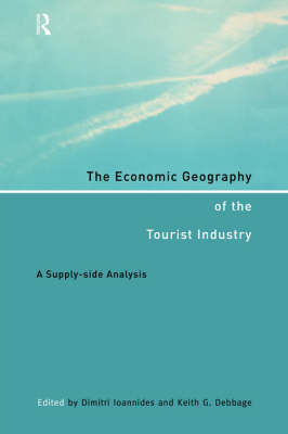 The Economic Geography of the Tourist Industry image