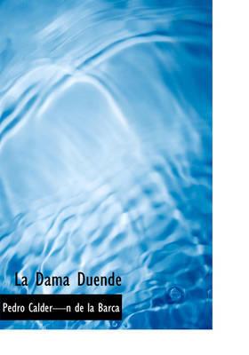 La Dama Duende by Pedro Calder-n de la Barca image