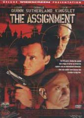The Assignment on DVD