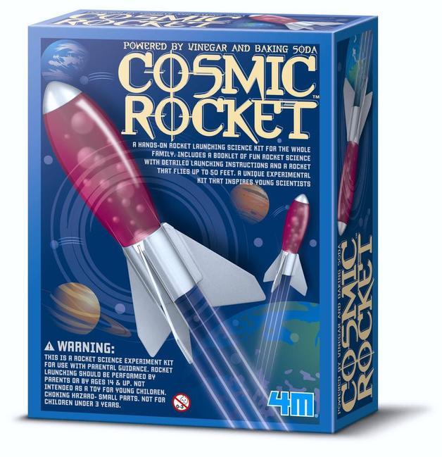 4M: Kidz Labs Cosmic Rocket