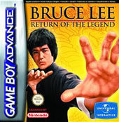 Bruce Lee 2: Return of the Legend for Game Boy Advance