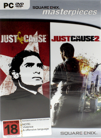 Just Cause + Just Cause 2 Collection for PC Games