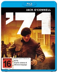 '71 on Blu-ray