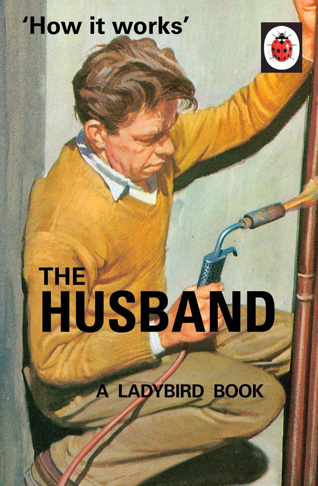 How it Works: The Husband by Jason Hazeley image