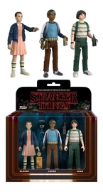 Stranger Things: Action Figure 3-Pack - Set #1