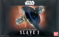 Star Wars Slave 1 1:144 Scale Model Kit