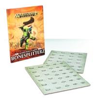 Warhammer Age of Sigmar: Warscrolls - Bonesplitterz