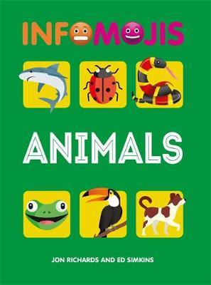 Infomojis: Animals by Jon Richards