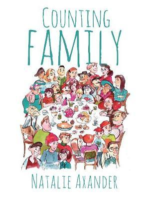 Counting Family by Natalie Axander image