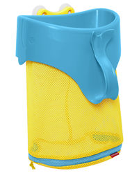Skip Hop: Moby Scoop & Splash Toy Organiser - Sky Blue