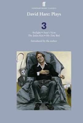 David Hare Plays 3 by David Hare