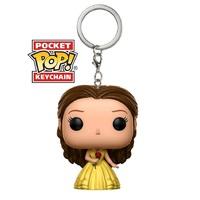 Beauty & the Beast (2017) - Belle Pocket Pop! Keychain