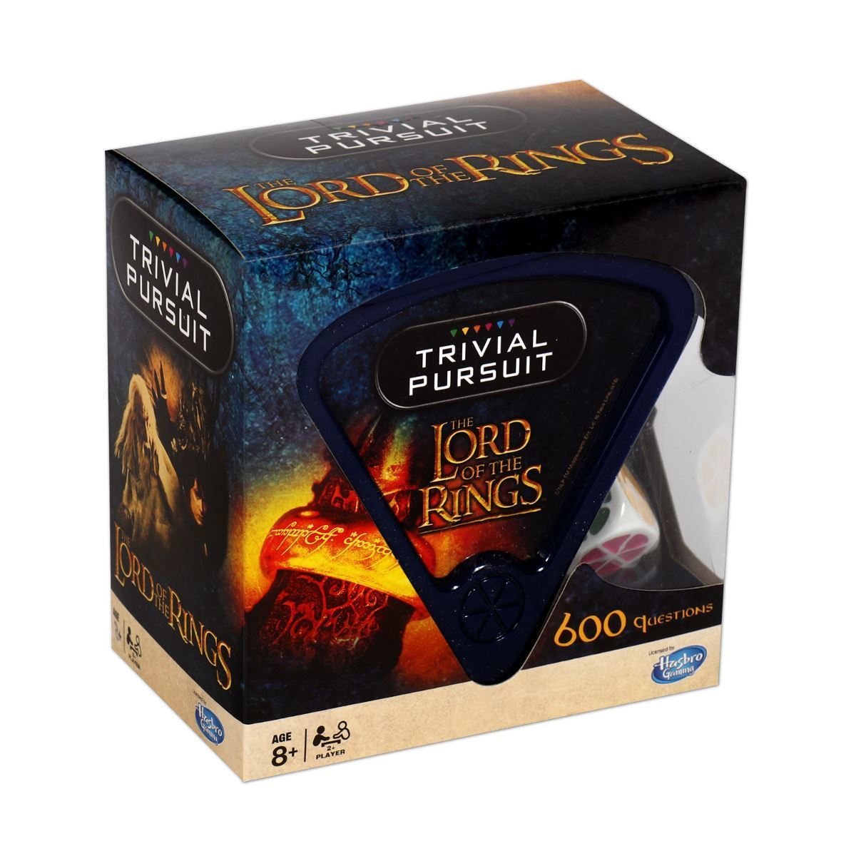 Trivial Pursuit - Lord of the Rings Edition image