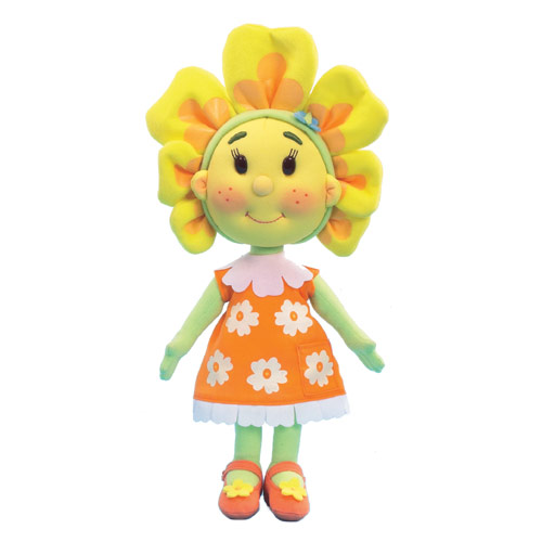 Fifi & the Flowertots - Primrose Plush Scented image