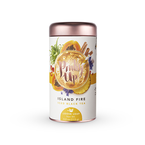 Pinky Up - Island Fire Loose Leaf Iced Tea