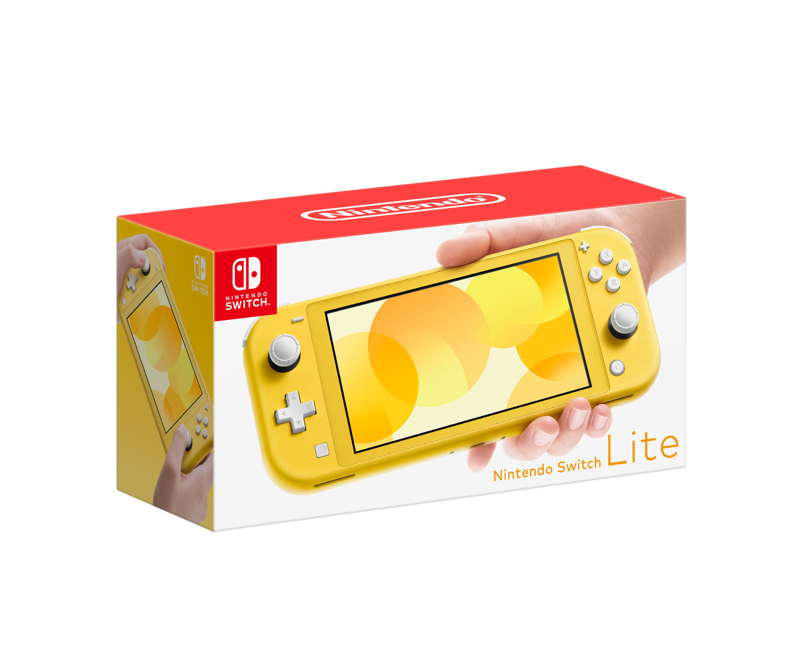 Nintendo Switch Lite - Yellow for Switch image