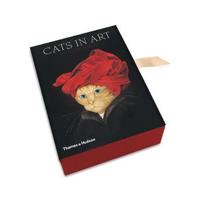 Cats in Art - 20 Notecards