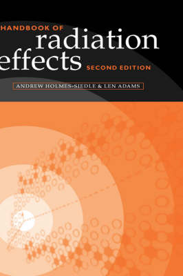 Handbook of Radiation Effects by Andrew Holmes-Siedle image
