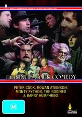 Kings Of Uk Comedy on DVD