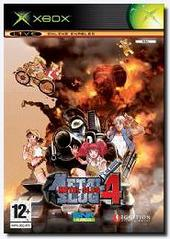 Metal Slug 4 for Xbox