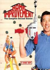 Home Improvement - Complete Season 2 (4 Disc Set) on DVD