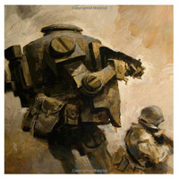 Complete World War Robot (Books 1 & 2) by Ashley Wood image