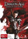 Dragon Age: Dawn of the Seeker on DVD