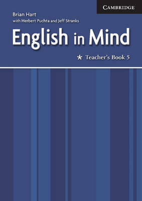 English in Mind Level 5 Teacher's Book: Level 5 by Brian Hart